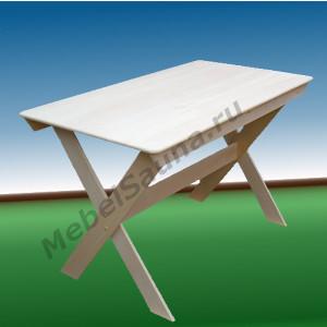 Стол нераскладной для бани  сауны