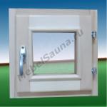 Форточка или окно для бани и сауны