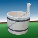 Ковш для обливания для бани и сауны