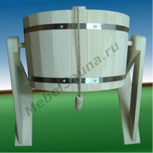 Бонданое обливное устройство для бани и сауны
