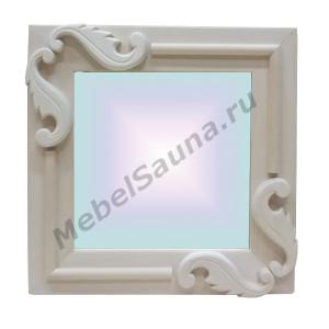 Зеркало для бани