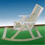 Кресло качалка гибкое